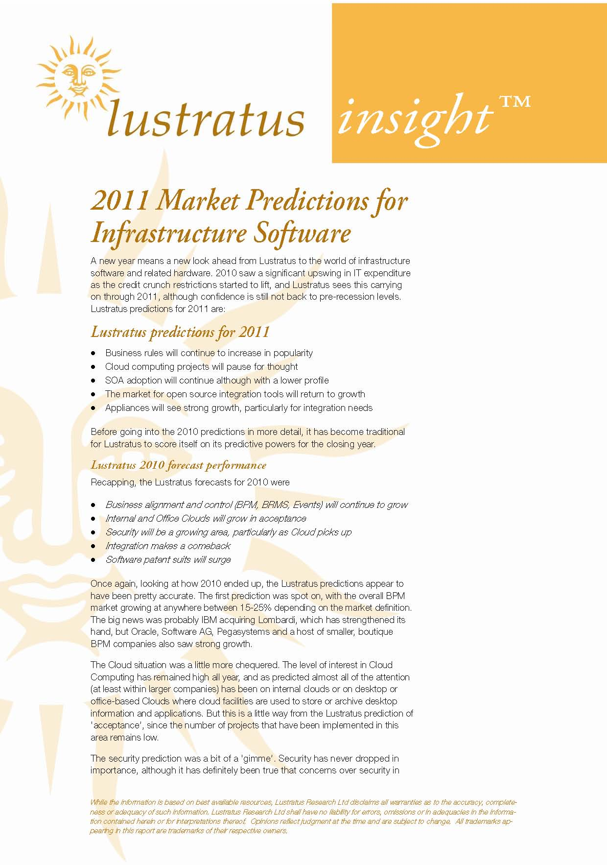 Pages from 2011 Market predictions for infrastructure software (release)
