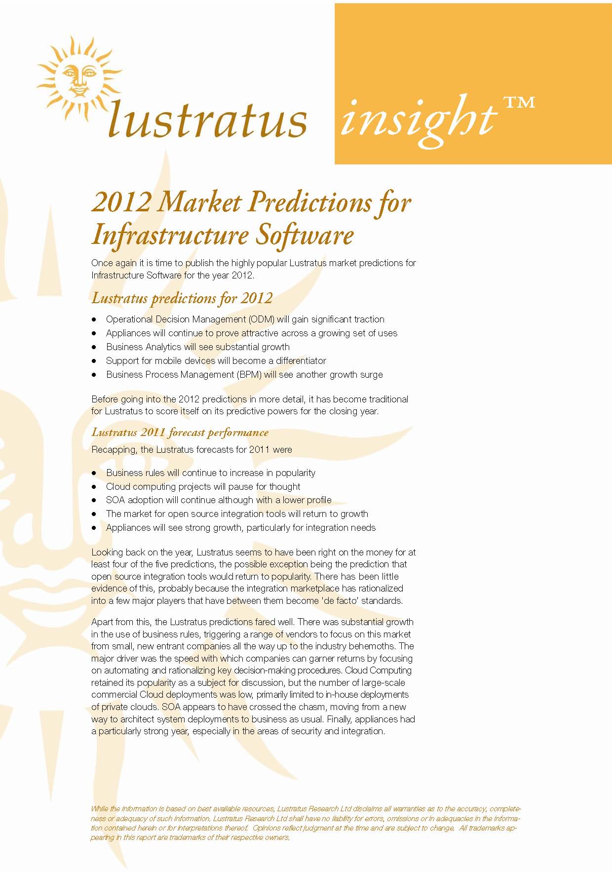 Pages from 2012 Market predictions for infrastructure software