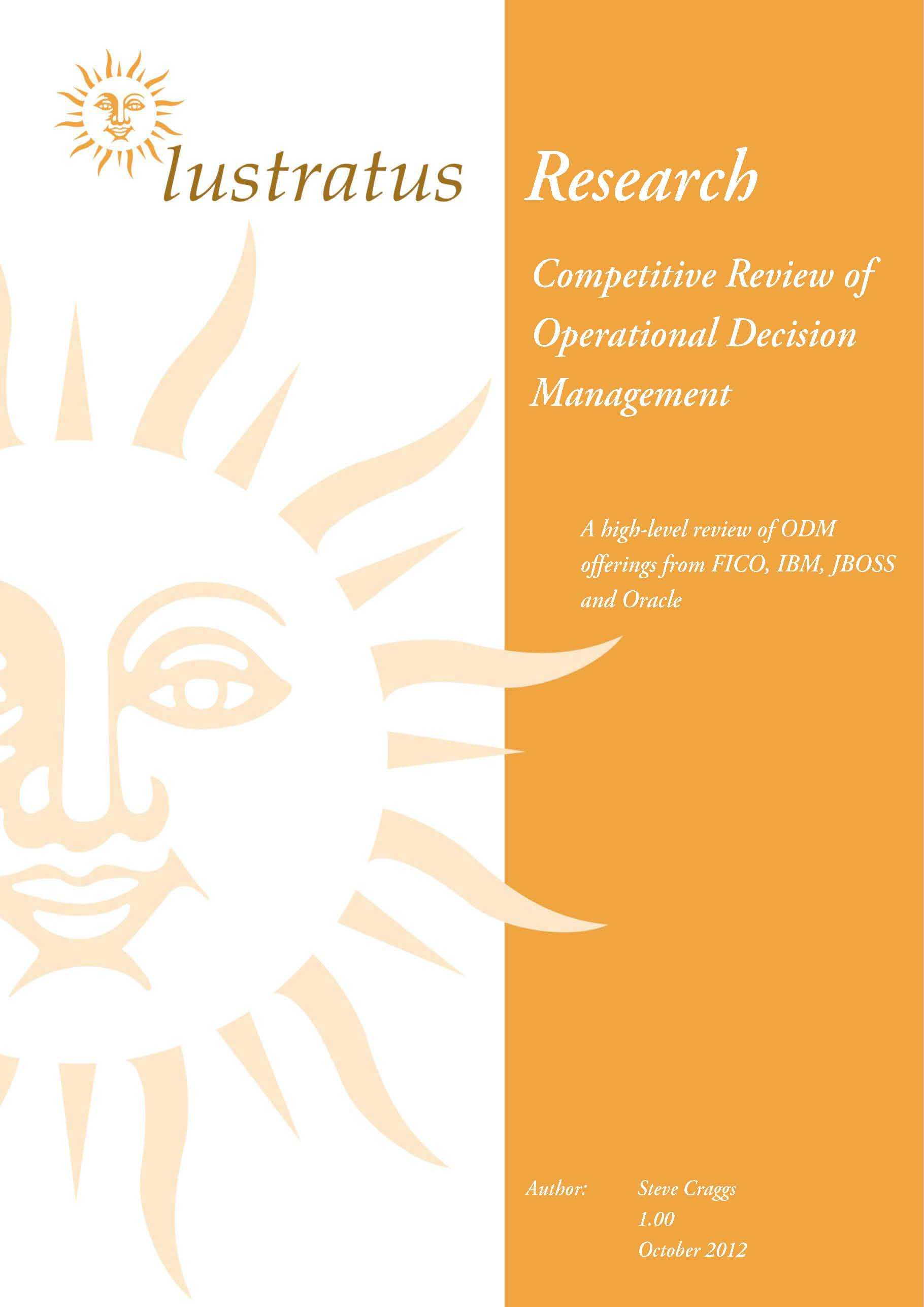 Pages from A Competitive Review of ODM (2012)