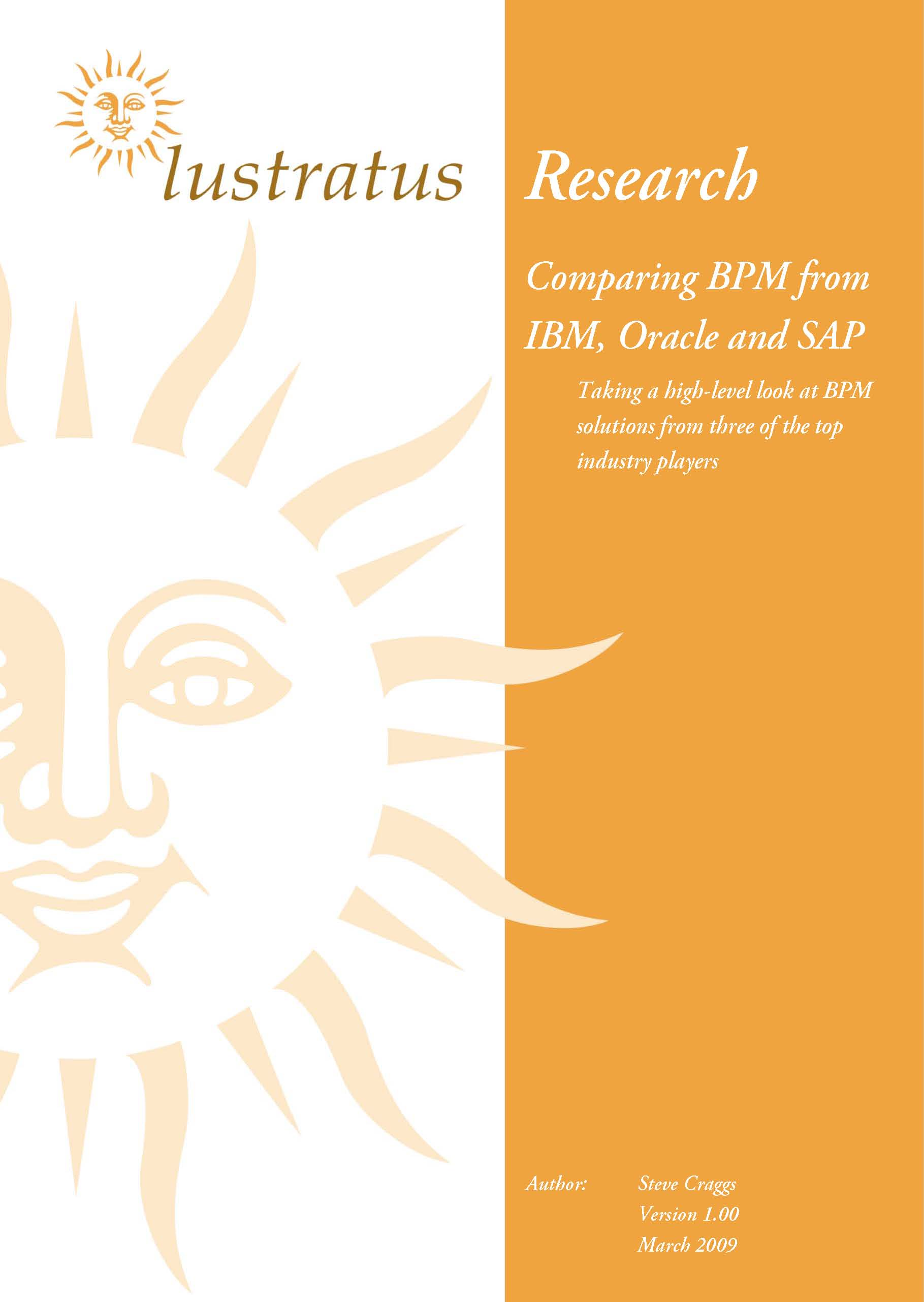 Pages from Comparing BPM from IBM, Oracle and SAP