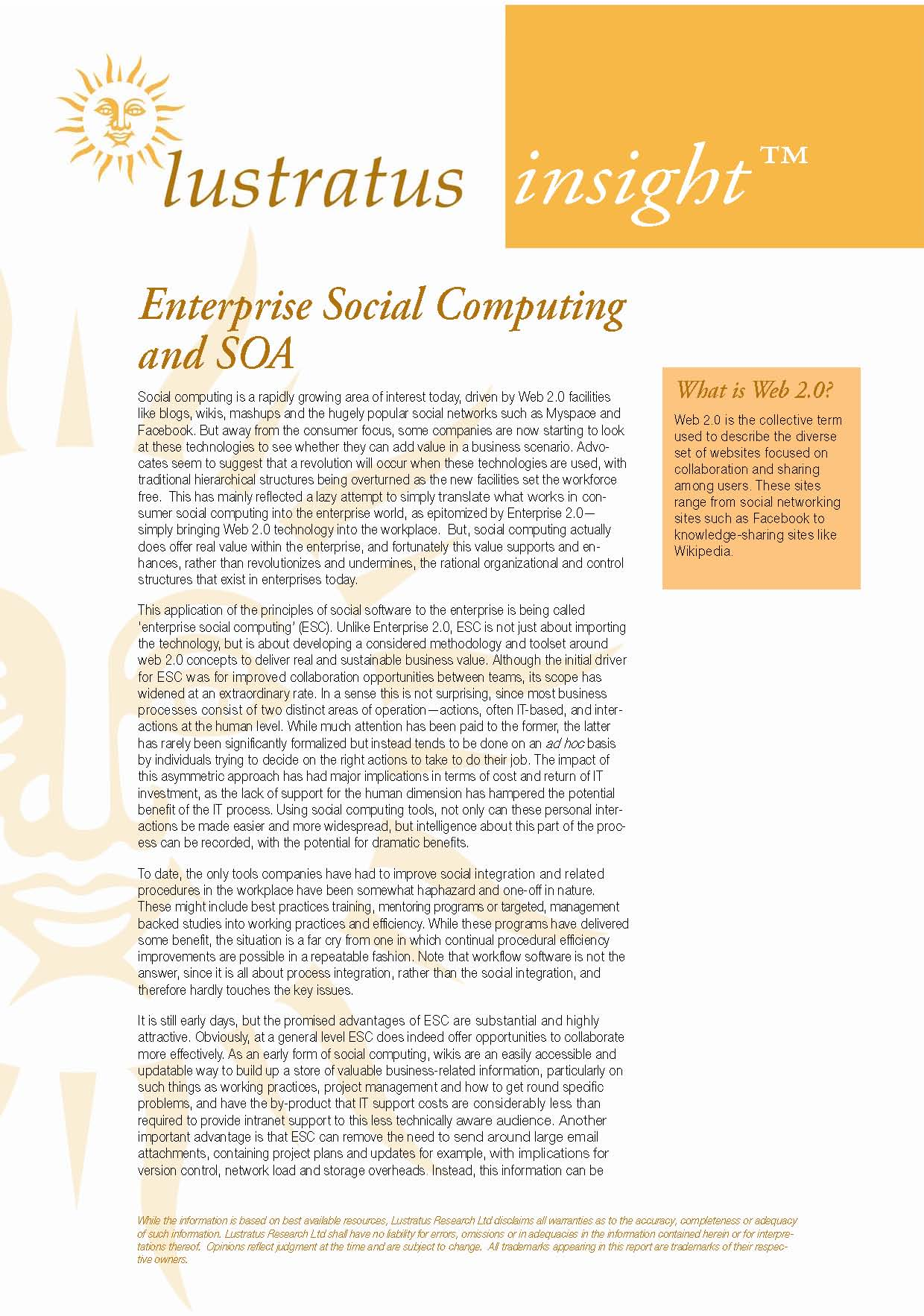 Pages from Enterprise Social Computing and SOA