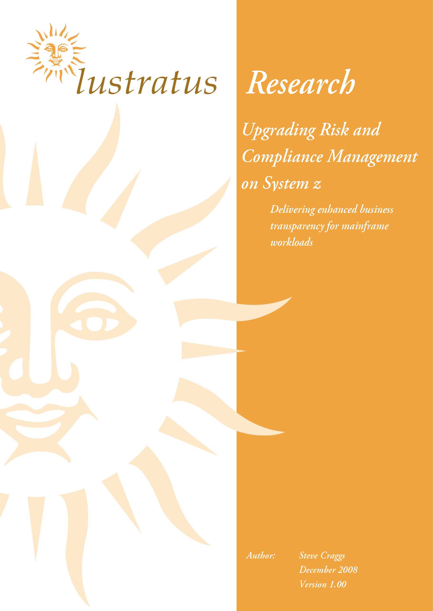 Pages from Upgrading risk and compliance management